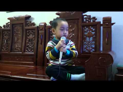 TD 3Y4M23D (29-Jan-14) Karaoke Ba cong di cho