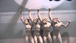 Сцена из фильма «Заводной апельсин». Людвиг ван Бетховен