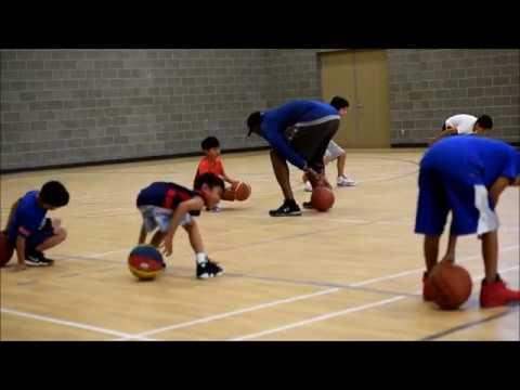 Edmonton Youth Basketball Training