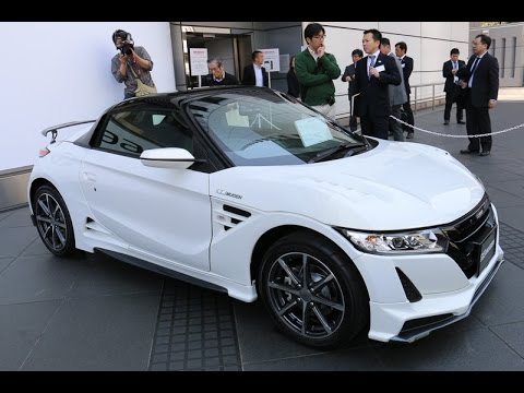 Honda S66 >> Mugen Honda S660 Youtube