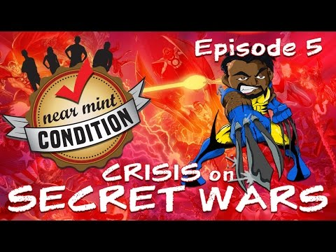 Episode 5: Comics — Crisis on Secret Wars