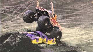 Monster Jam- Zombie in Foxborough - June 21, 2014