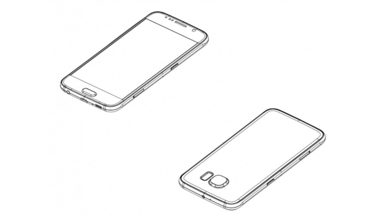 NEW Samsung Galaxy S6 LEAKED Alleged Schematics iPhone 6