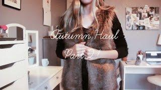 Autumn Haul Part 2! Choies, Free People, NS | ZaraForever Thumbnail