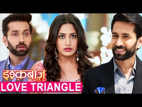 Fake Shivaay In Love With Anika in Ishqbaaz | Love Triangle | इष्क़बाज़ | TellyMasala