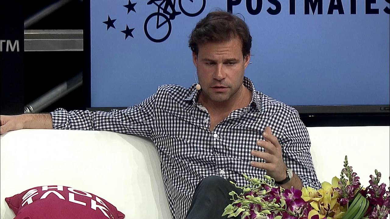 Bastian Lehmann-Co-Founder & CEO, Postmates