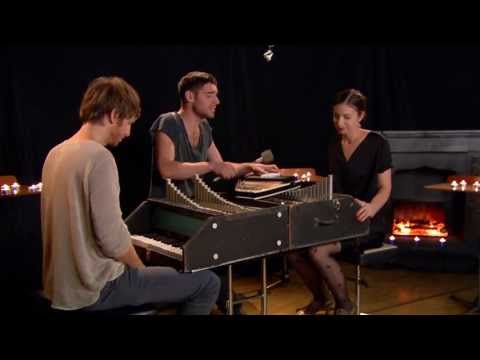 My Heart Belongs To Cecilia Winter - «Airplane Window» live im musicLAB