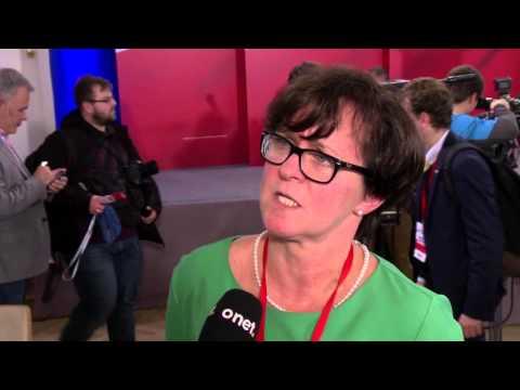 Joanna Kluzik-Rostkowska - PO - komentarz powyborczy