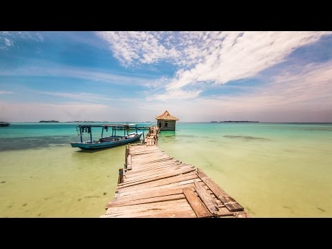 Welcome to PARADISE! - 1000 Islands in Java Indonesia
