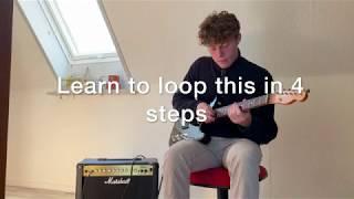 Simple Lesson - Redbone Guitar Loop