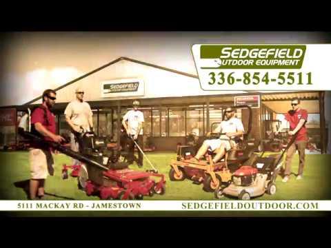 SEDGEFIELD OUTDOOR EQUIPMENT Commercial