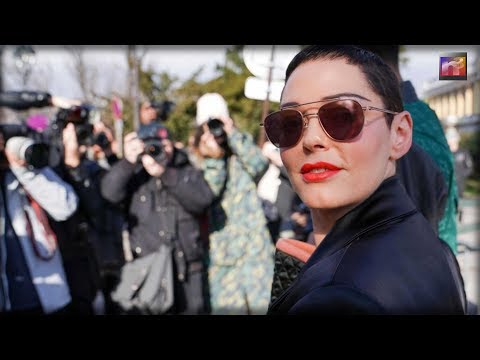 Weinstein Victim Rose McGowan Indicted On Charges, But Here's What She Says Is Really Behind It
