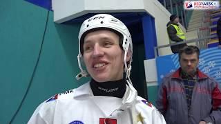 Иван Шевцов после матча Енисей - Динамо Москва  13.03.2020