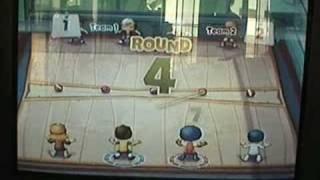 Wii EA Playground Dodgeball