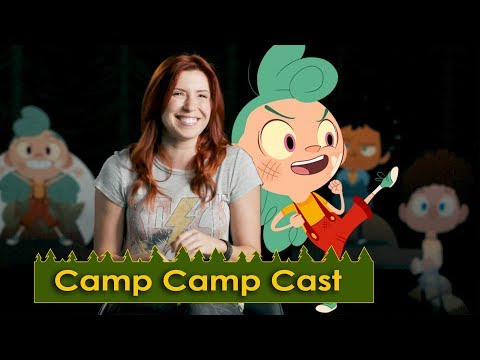 Camp Camp's Cast of Characters | Behind the Scenes