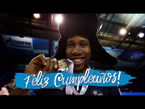 Feliz Cumpleaños, Wilfredo Leon! С днем рождения, Лео!