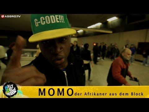 MOMO DER AFRIKANER AUS DEM BLOCK HALT DIE FRESSE 04 Nr. 175 (OFFICIAL HD VERSION)