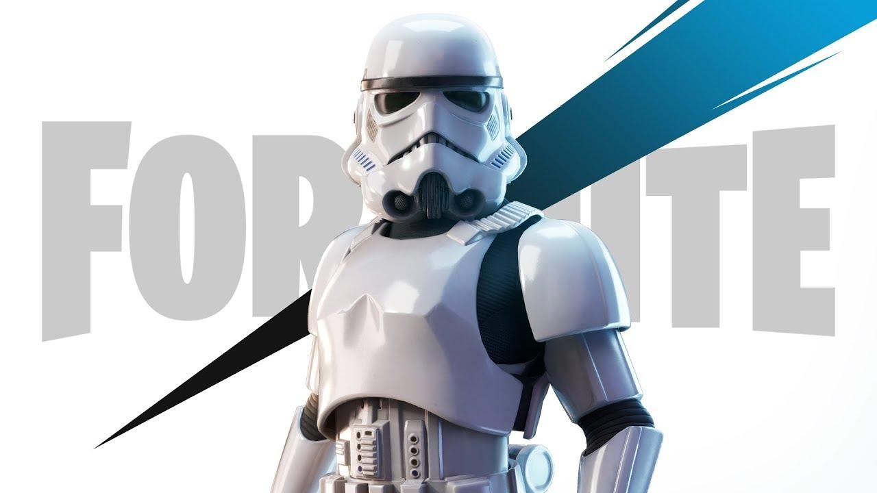 Fortnite Imperial Stormtrooper Announce Trailer