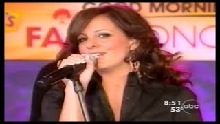 Sara Evans A Real Fine Place To Start Live HD