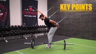 The ONLY Way You Should Be Doing Stiff Legged Deadlifts!