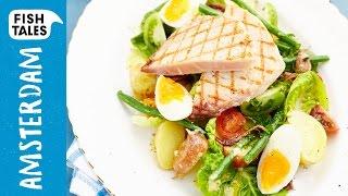 Salade Niçoise With Albacore Tuna | Bart's Fish Tales