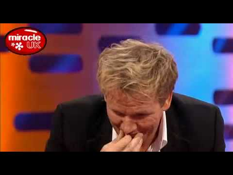 Miracle Fruit on the Graham Norton Show - Berry taste test