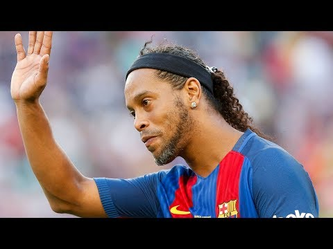 Farewell! Ronaldinho officially retires from football