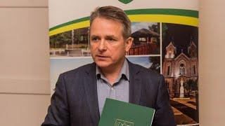 Podpisanie porozumień w sprawie kształcenia zawodowego w miejskim ratuszu