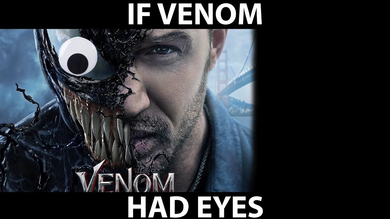 Venom With Eyes Official Trailer 2 Hd Youtube