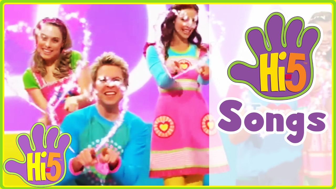 LOVE & More Kids Songs - Hi5 Season 13 - YouTube