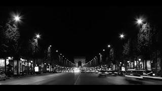 Weekend à Paris  |  Black & White