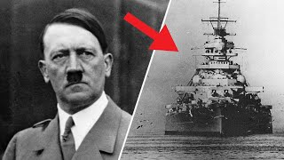 Nazi Germany's Terrifying Plan Z: Hitler's Quest to Build a Massive Battleship Armada | Mini-Doc