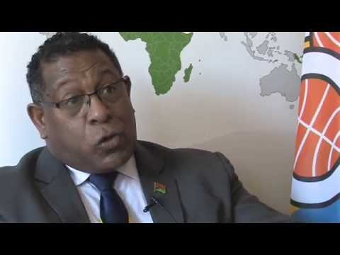 Vanuatu Ambassador Roy Mickey Joy on Cyclone Pam & SIDS