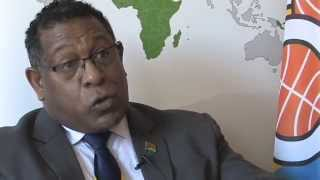 Vanuatu Ambassador Roy Mickey Joy on Cyclone Pam & SIDS