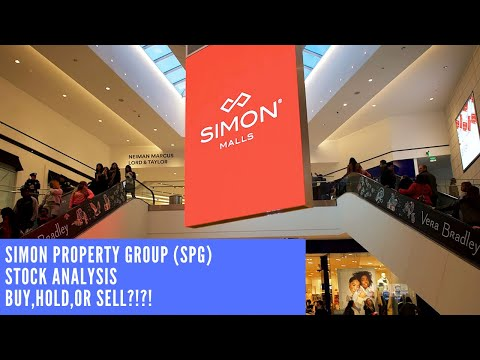 Simon Property Group (SPG) Stock Analysis (December 2019)