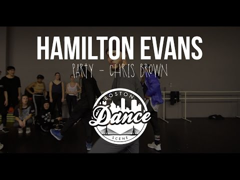 "Hamilton Evans | ""Party"" Chris Brown 