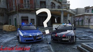Polizia Oder Carabinieri?   Lauriano