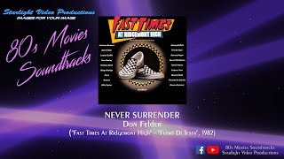 Watch Don Felder Never Surrender video