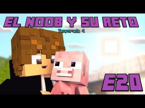 MANOLO HA VUELTO! E20 El Noob y su Reto 4 - Luzu