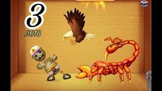 New. Kick the Buddy  Gameplay | 2018.  Walkthrough Part 3 - Unlock All Paid Stuff Animals (iOS)