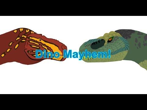 DinoMayhem! (ft. Theropoda Ent.)