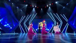 �������� ���� Фламенко на телепроекте