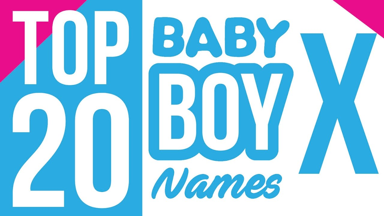 Baby Boy Names Start With X Name For Boys Unique N