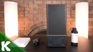 FLSUN S | Risen DLP 3D Printer | Initial Review