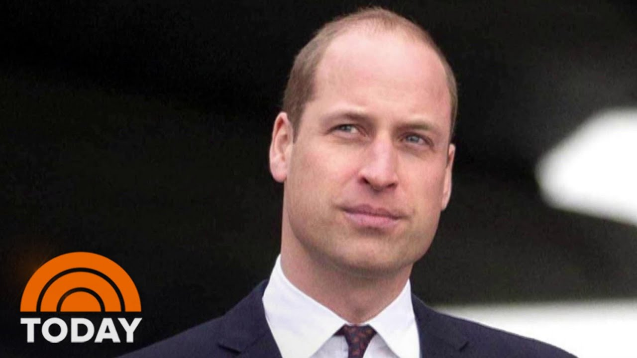 Prince William Chooses World's Sexiest Bald Man |  TODAY – TODAY