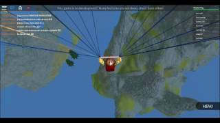 Foxy el pirata: en ROBLOX Skydiving simulator