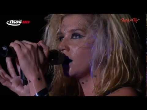Ke$ha - Backstabber Rock in Rio 2011
