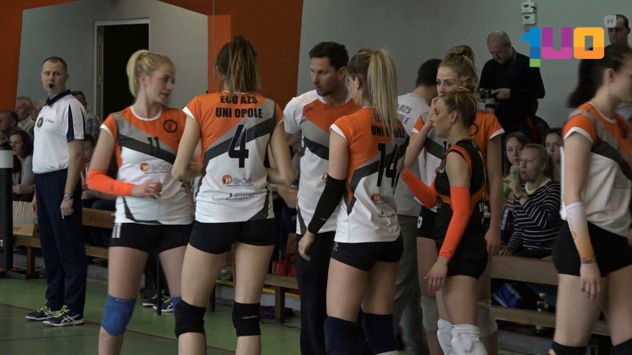 ECO AZS Uni Opole vs. KS Energetyk Poznań