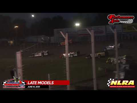 6/14/19 NLRA Late Models - River Cities Speedway