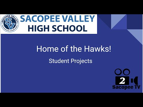 Sacopee Valley High School NEASC Tour 2020